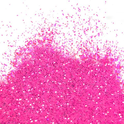 Glitter - Neon Pink (Barco)- 10gm