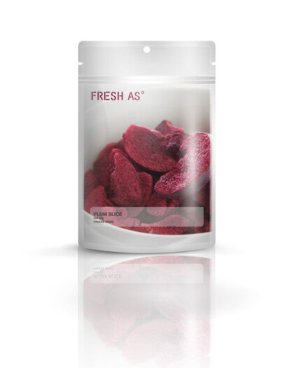 Fresh-As Freeze Dried - Plum Slices - Black Doris 30gm