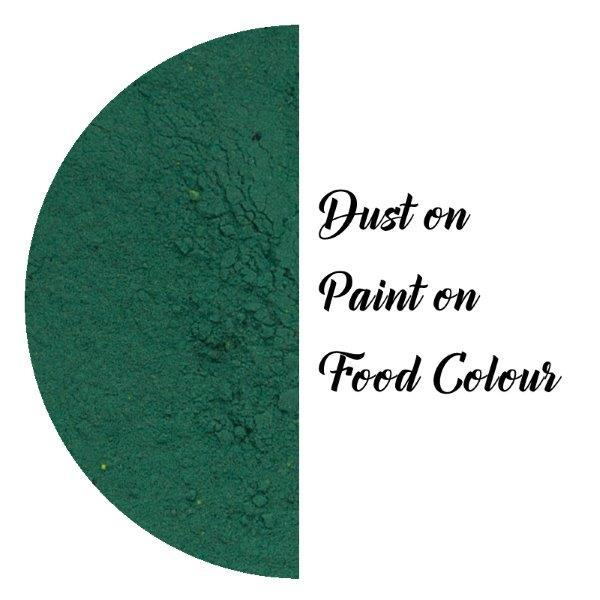 Rolkem Dust - Rainbow Spectrum Dark Green - 10ml