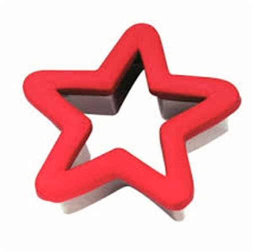 Comfort Cookie Cutter - Christmas Star