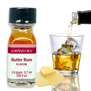 LorAnn Oils - Butter Rum Flavour 3.7ml