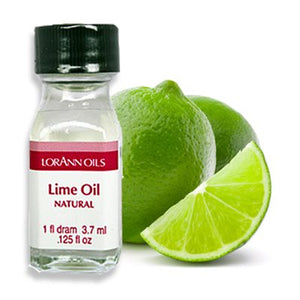 LorAnn Oils - Lime Oil Natural 3.7ml