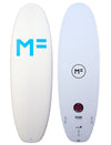 Mick Fanning Beastie Softboard White/FCSII '19