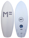 Mick Fanning Little Marley Softboard White/FCSII