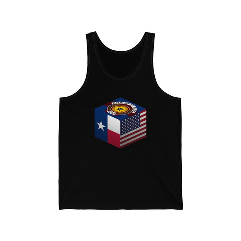 El Paso, Texas, United States - Cubed - Tank Top
