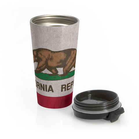 California - Classic - Travel Mug