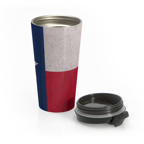 Texas - Classic - Travel Mug