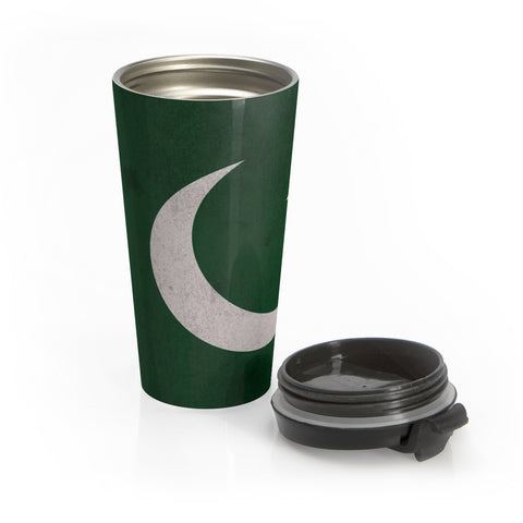Pakistan - Classic - Travel Mug