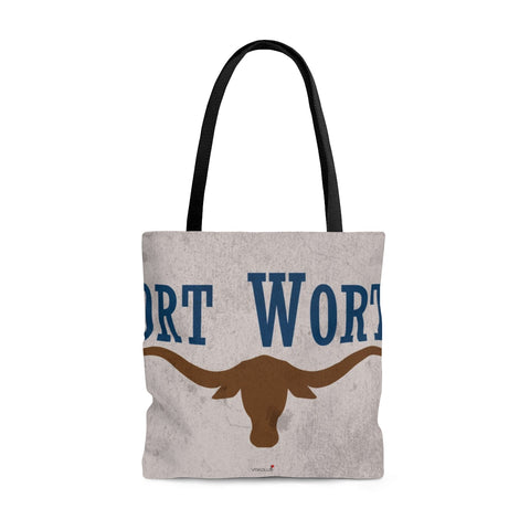 Fort Worth - Classic - Tote Bag