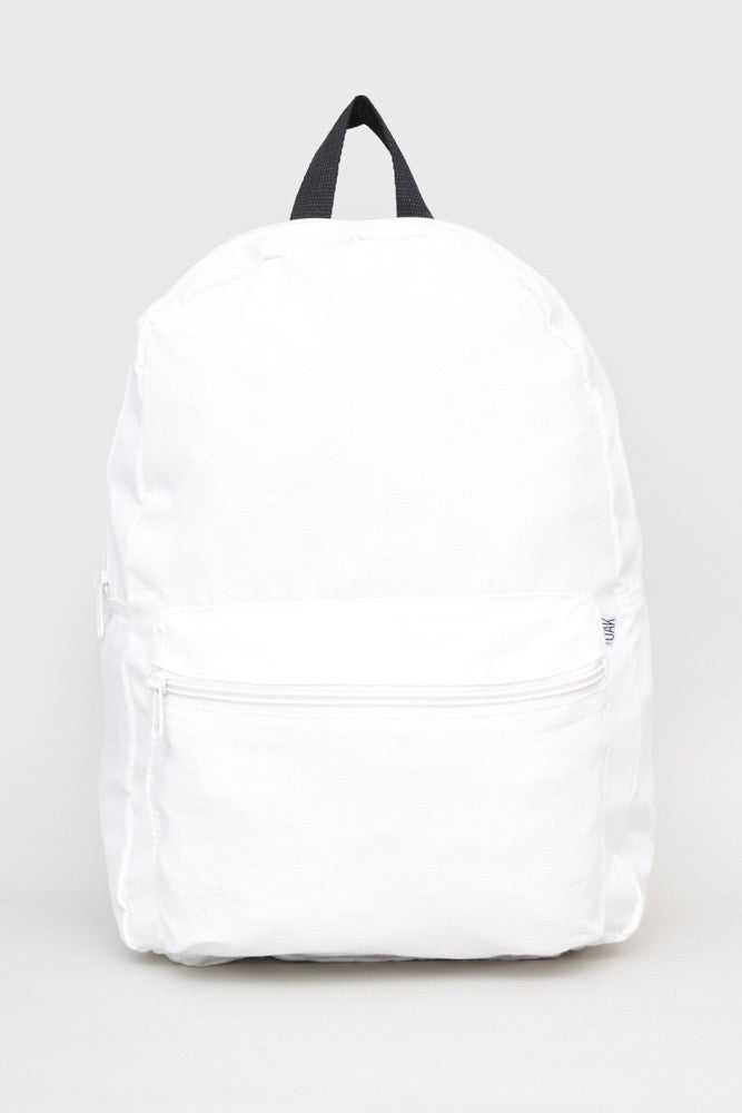 Oak Cooper backpack white