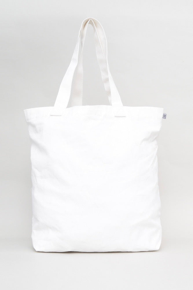 OAK Hull Tote - White
