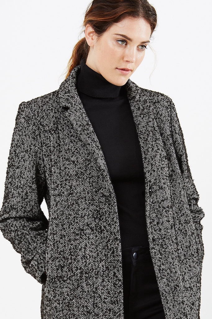 Elvi Tweed Coat