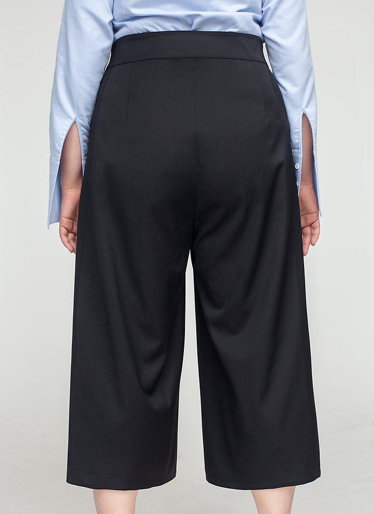 Van Der Nag Thai Wrap Pants - Black