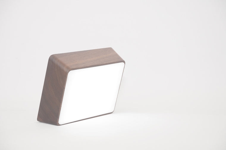 HYFEN Wood Brick Lamp