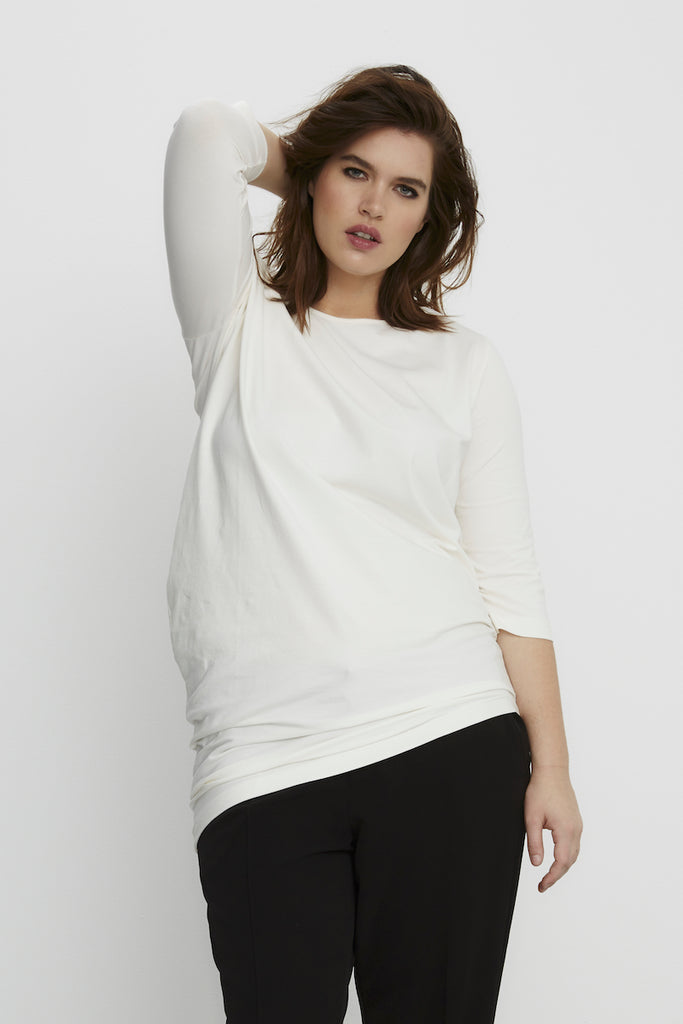 plus size knit tops