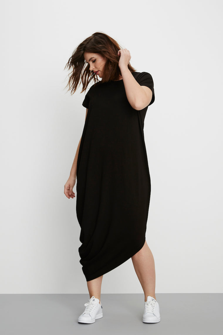 Universal Standard Geneva Dress-Black