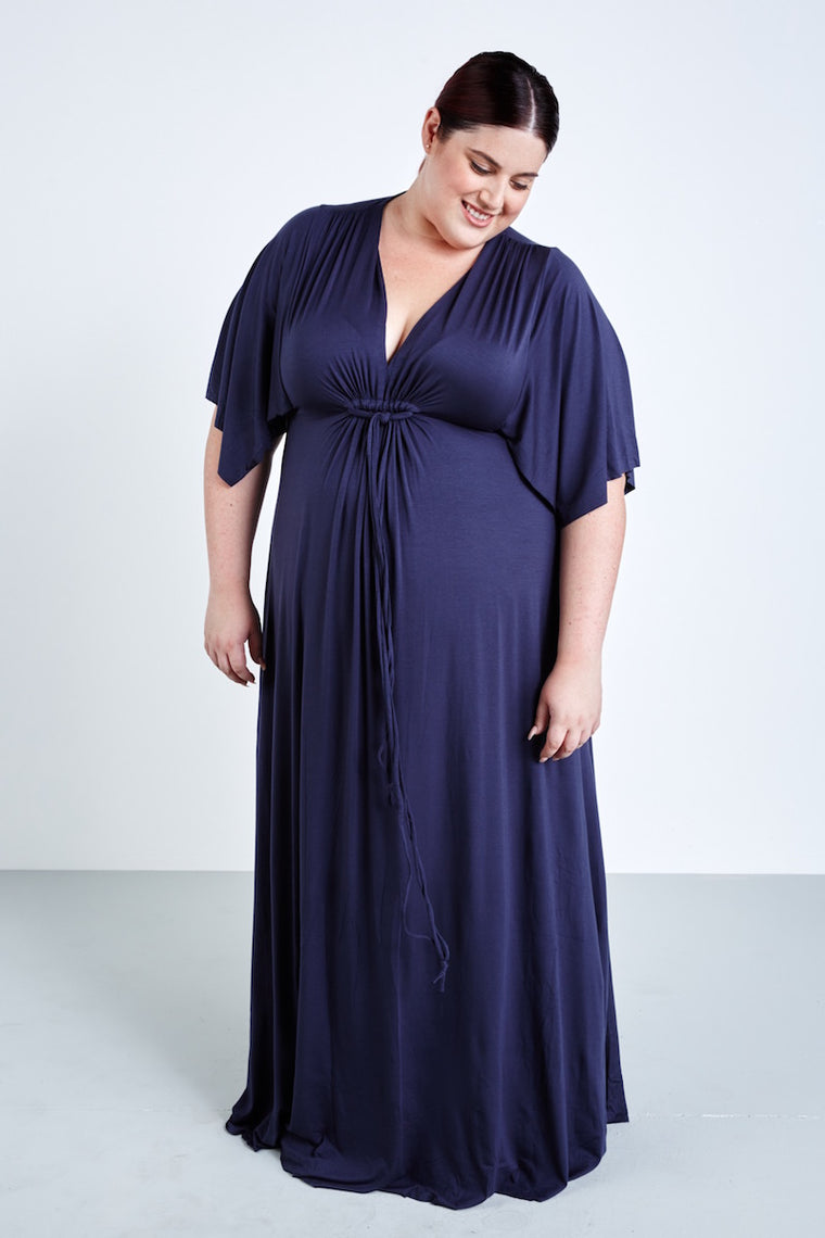 Rachel Pally Long Caftan dress-Eclipse