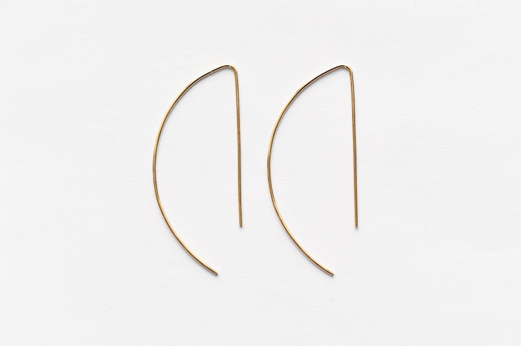 8.6.4 Hook Earrings-14K gold filled