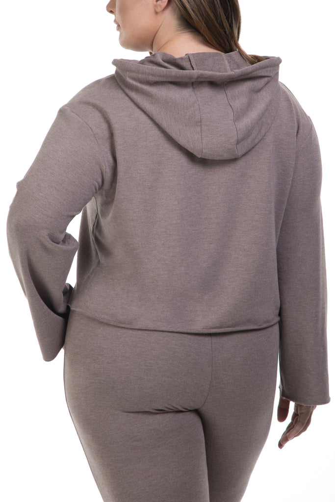 Lola Getts - Versatile Hoodie - Summer Toasted