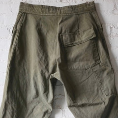 As Ever Tanker pant olive plus size coverstorynyc