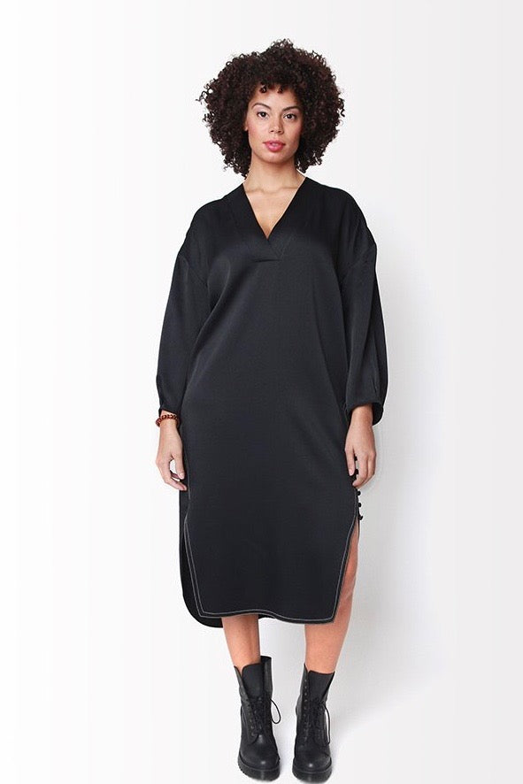 Shegul Abby Dress -Black