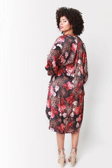 Shegul Abby Dress -Floral