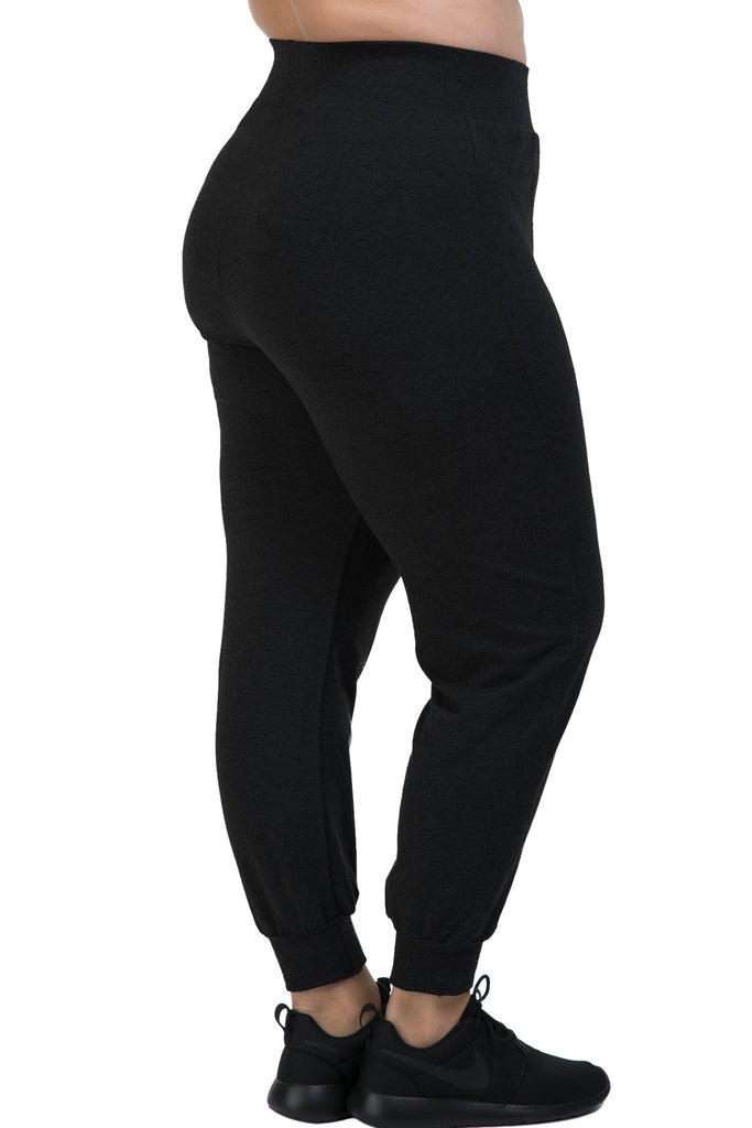 Lola Getts - Hi-rise Jogger - Black