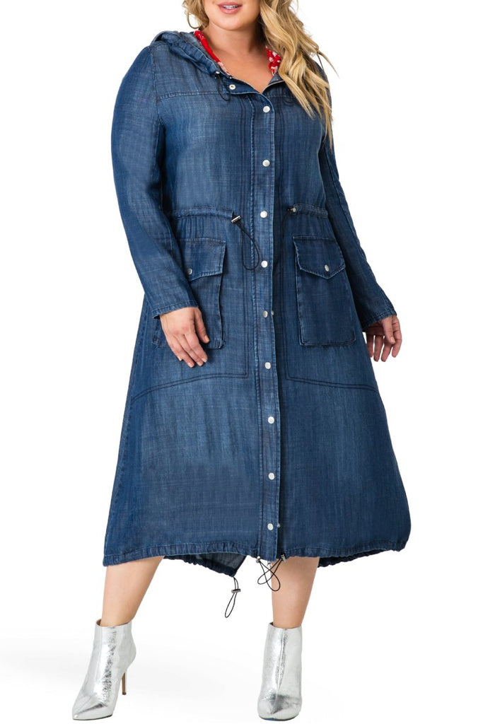 Standards & Practices Nova Denim Duster