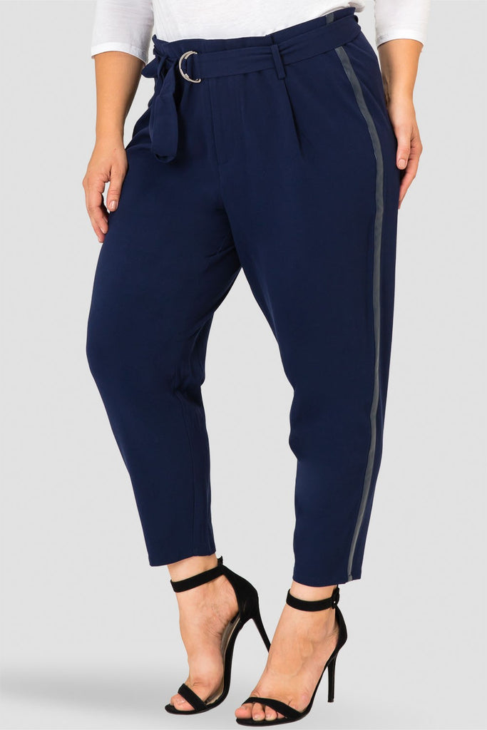 Standards & Practices Marina Pants - Midnight Blue