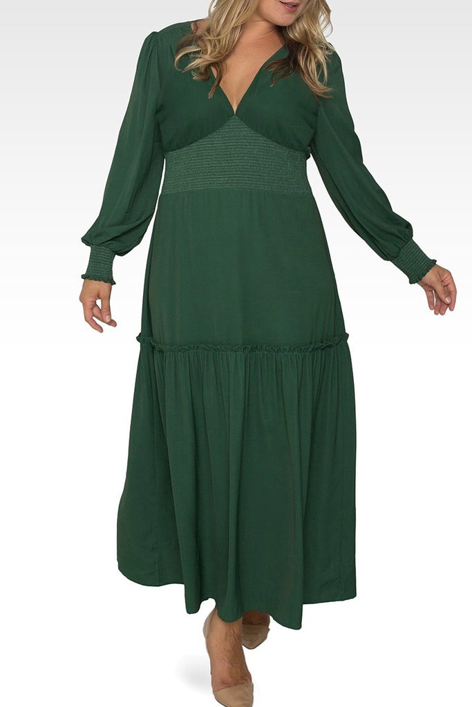Standards & Practices - Zina Maxi Dress