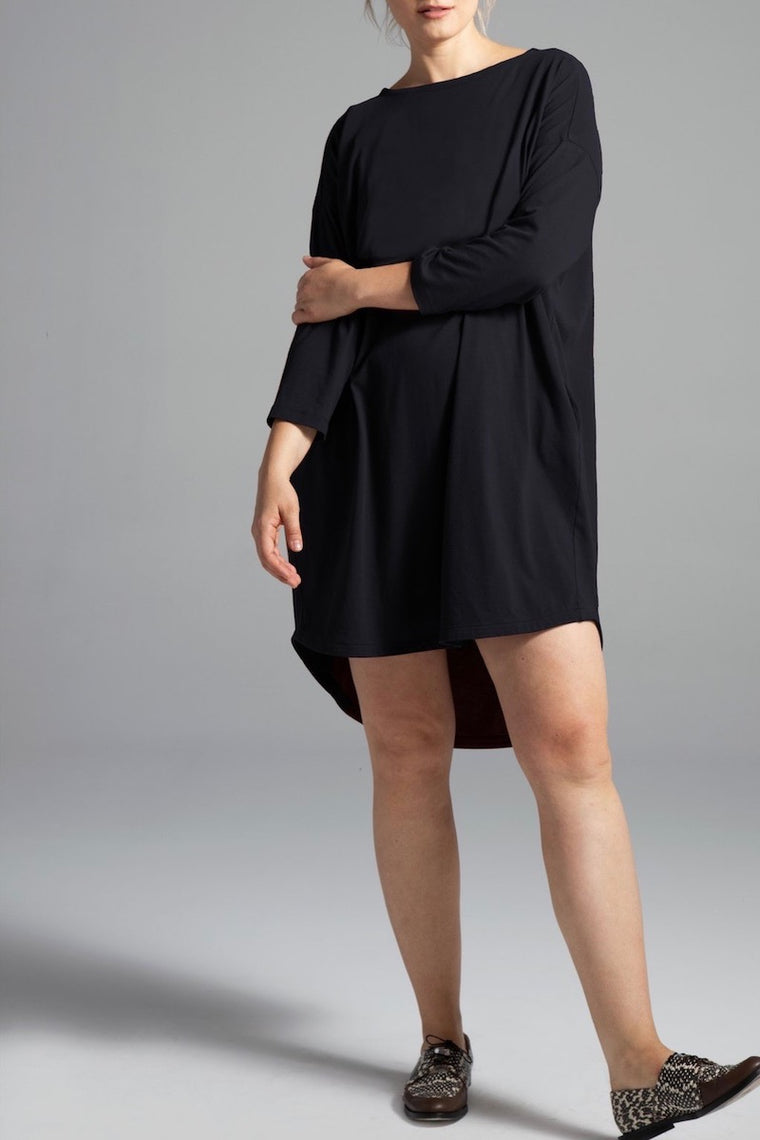 Shegul Khrstyana Knit Dress - Black
