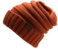 Tuque - Rouille