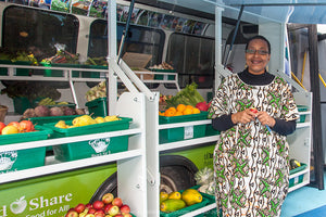 Food Market Brings Fresh Produce To Low-Income Neighborhoods