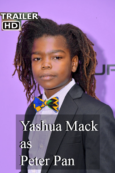 "Yashua Mack Is Casted As The First Black Peter Pan In ""Wendy"" with Director Behn Zeitlin [ Wendy hits theaters February 28 ]"