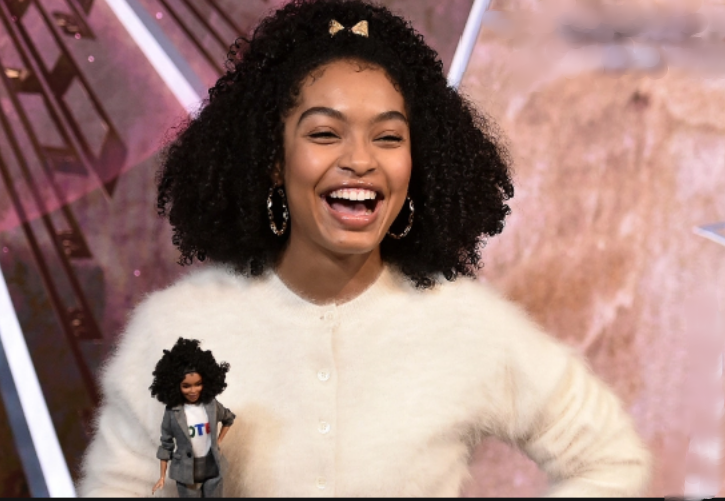 Barbie Honors Yara Shahidi
