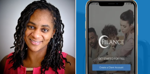 Black-Owned Mobile App Brings Financial Advisors to Low & Middle Income Families