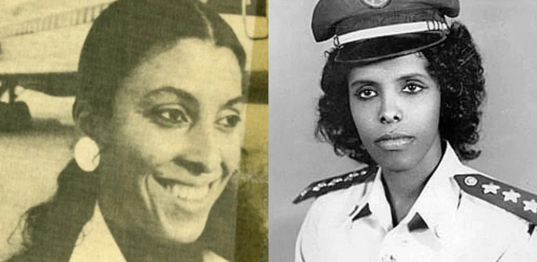 The First African American Woman to Become a Pilot For a Major U.S. Airline