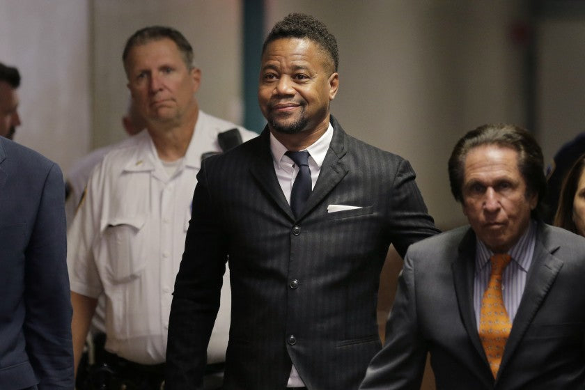 Breaking news: Cuba Gooding jr. Indicted on new charges