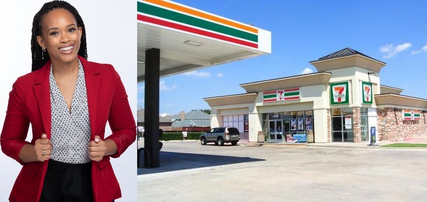Black Woman Entrepreneur Owns Two 7-Eleven Stores Right Across the Street From Each Other