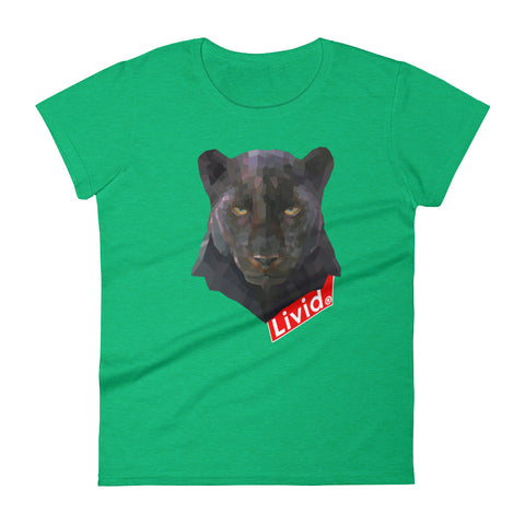 Black Panther /LividTee /Womens