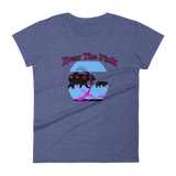 Bear the pink (Women's)
