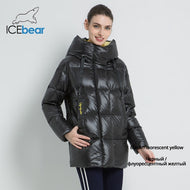 High Quality Hooded Coat Women