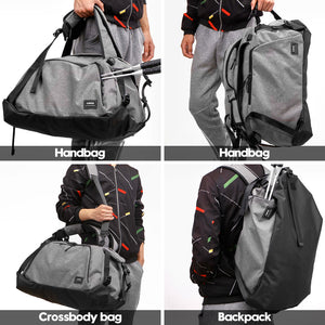 COPOZZ Sport Gym Bag ,Waterproof Bag Unisex Backpack