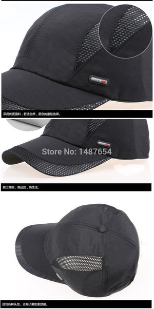 Spring Men and women snapback cap