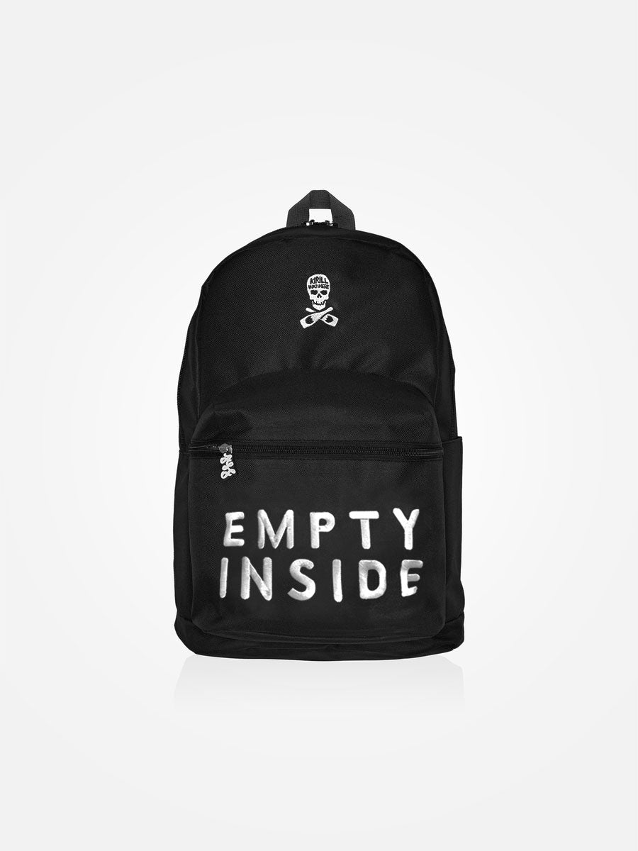EMPTY INSIDE Backpack Black