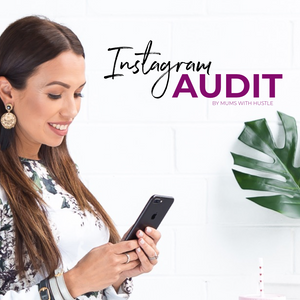 Instagram Audit by MWH