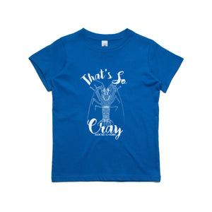 Kids Thats So Cray tee