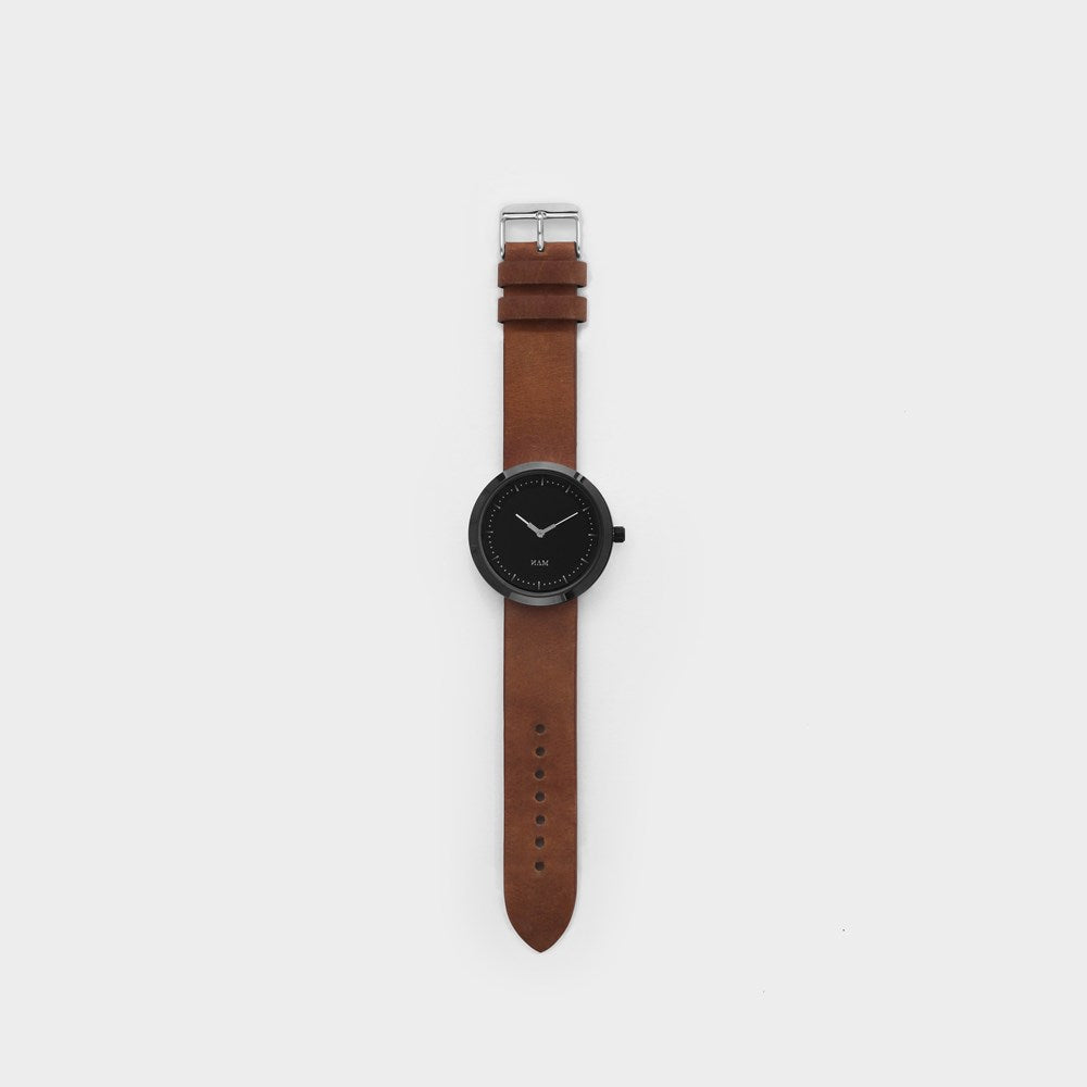 Krakatoa Black (Tan)