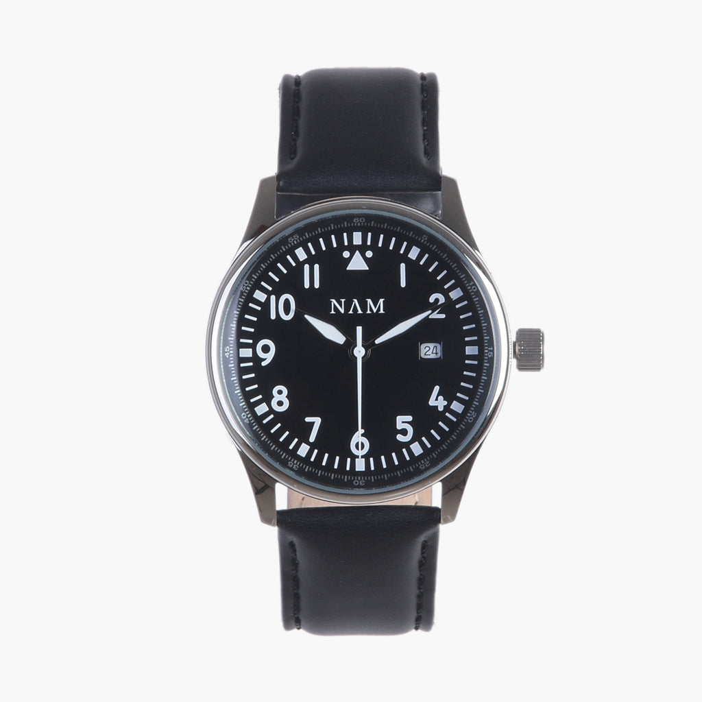 Mandala Pilot Black MD-011