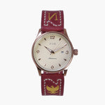 Mahameru MH-008 WIth Special Independence Day Leather Strap